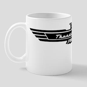 Bird Emblem_BLK_Blk Mug