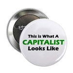 """Capitalist 2.25"""" Button (100 pack)"""
