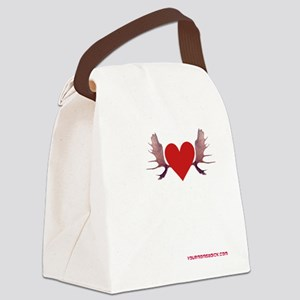 canadian Canvas Lunch Bag