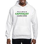 Capitalist Hooded Sweatshirt