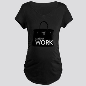 MIW Maternity Dark T-Shirt