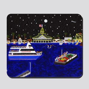 Legendary Harbor Mousepad