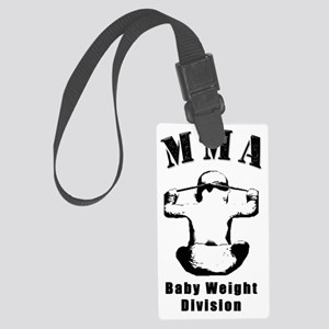 MMA-Baby Large Luggage Tag