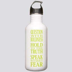 rgt-side-question_grn1 Stainless Water Bottle 1.0L