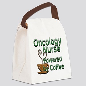 coffee oncology Canvas Lunch Bag