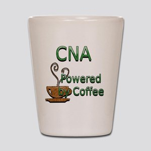 coffee cna Shot Glass