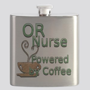 2-coffee or nurse Flask