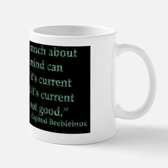 current conditions Mug