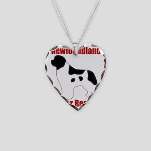 LandseerWaterRescue Necklace Heart Charm