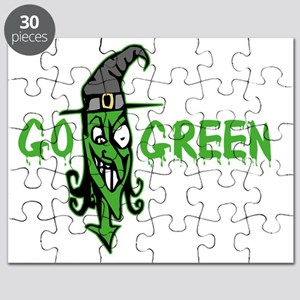 Go_Green_Witch_dark Puzzle
