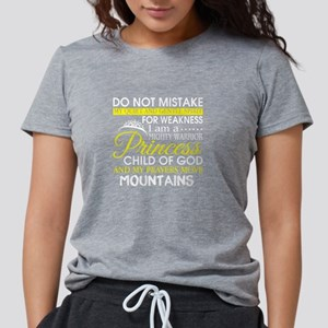 I Am A Mighty Warrior Princess Child Of Go T-Shirt