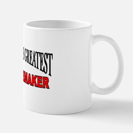 """The World's Greatest Troublemaker"" Mug"