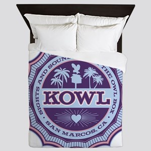 KOWL_2Purple Queen Duvet