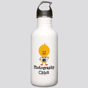 PhotographyChick Stainless Water Bottle 1.0L