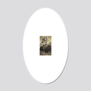 poster 5 20x12 Oval Wall Decal