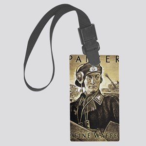 poster 5 Large Luggage Tag