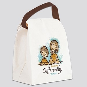 Autee2010 Canvas Lunch Bag