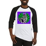 zebra Baseball Jersey