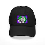 zebra Black Cap