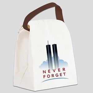sept11c Canvas Lunch Bag