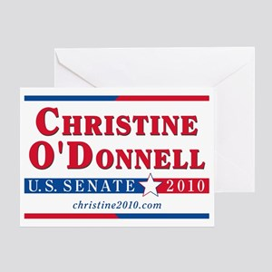 odonnell_yard_sign Greeting Card