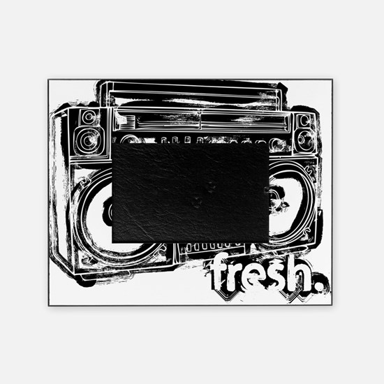 boombox fresh Picture Frame