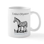 Under Odysseus Mug