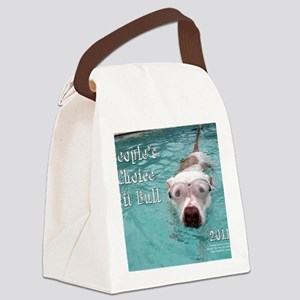 Peyton cover copy Canvas Lunch Bag