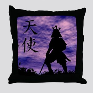scott3 copy Throw Pillow