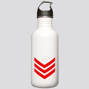 USCG-Rank-MK1- Stainless Water Bottle 1.0L