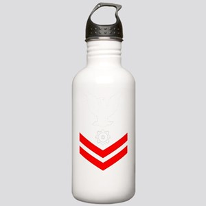 USCG-Rank-MK2- Stainless Water Bottle 1.0L