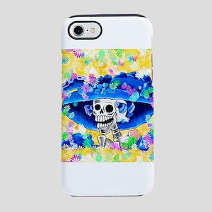 Dia De Los Muertos - La Calave iPhone 7 Tough Case