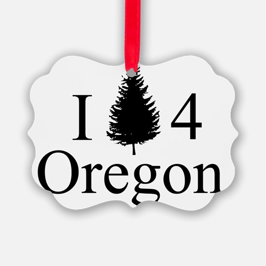 IPine4Oregon Ornament