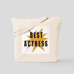 Best Actress Tote Bag