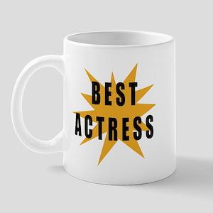 Best Actress Mug