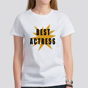 Best Actress Women's T-Shirt