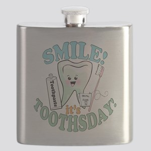 SmileItsToothsday Flask