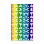Acid Peace Gear Tags - 10