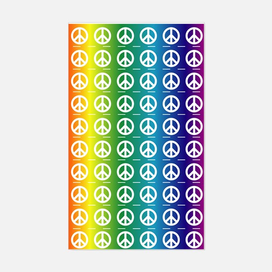 Acid Peace Gear Tags - 10