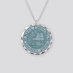 keel-hauling-T Necklace Circle Charm