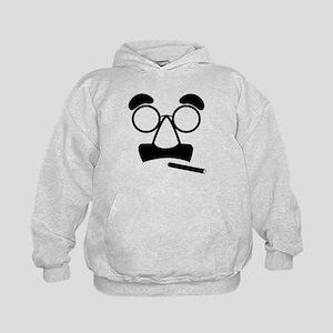 Marx Moustache Hoodie