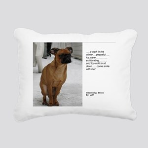 nbgr 2011 calendar1 Rectangular Canvas Pillow