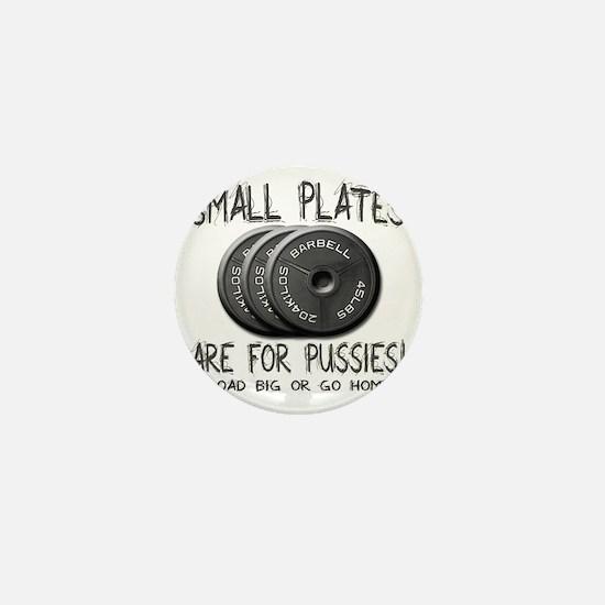 Small plates png Mini Button