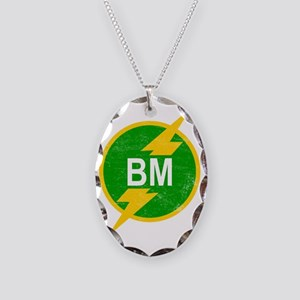 BM Necklace Oval Charm