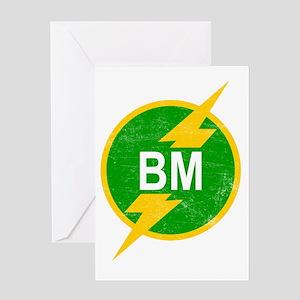 BM Greeting Card