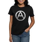 Anarchist Women's Dark T-Shirt