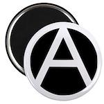 """Anarchist 2.25"""" Magnet (10 pack)"""