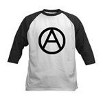 Anarchist Kids Baseball Jersey