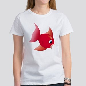 Red Fish Women's T-Shirt