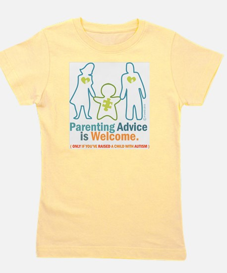 Parenting DESIGN Girl's Tee